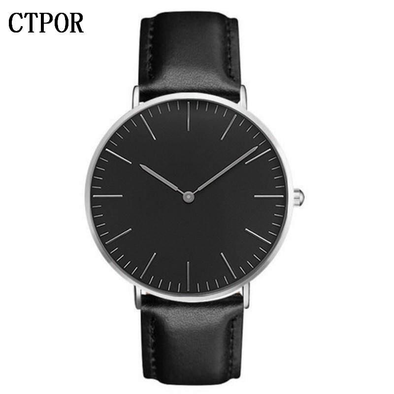 Ultra-thin Men's Watch Simple Style Men