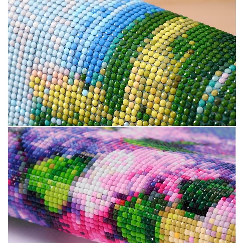 Full Round stone DIY 5D Diamond Painting beautiful woman Girl Cross Stitch Crystal Rhinestone Handmade Embroidery