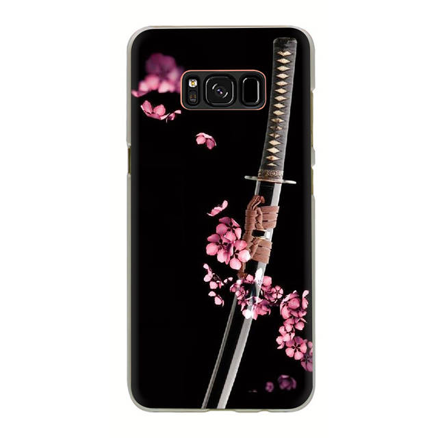 Blossom Samurai Samsung S10 Case