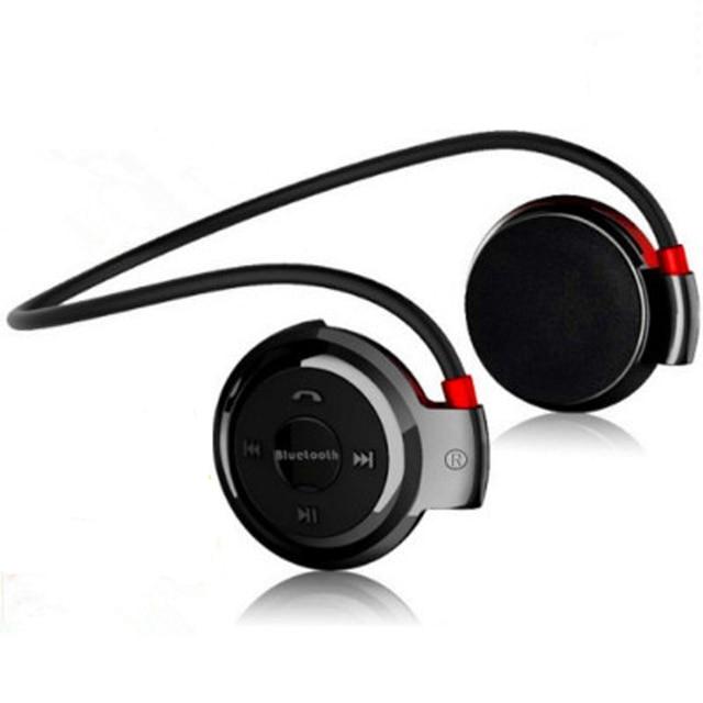 e5e72373047 Deporte banda para el cuello auriculares inalámbricos bluetooth música estéreo  auriculares auricular del oído para el