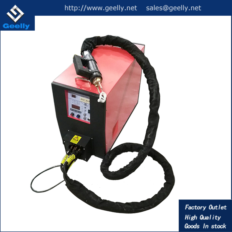 Mobile Induction Heater With Heating Coil Welding Igbt Circuit Also Water Element Machine For Tube