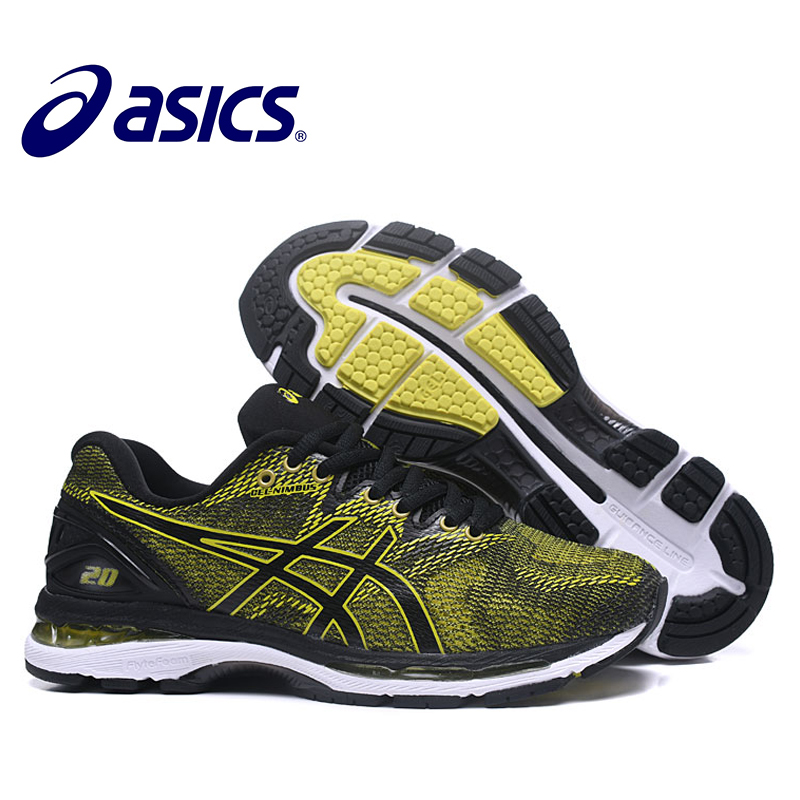 ASICS GEL-KAYANO 20 Original Men's Sneakers Running Stability Asics Man's Running Shoes Breathable Sports Shoes Running Shoes кардиометр running