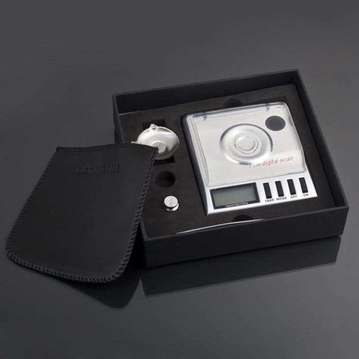 0.001g 20g Digital Milligrammo Grammo Bilancia peso Diamante - Strumenti di misura - Fotografia 2