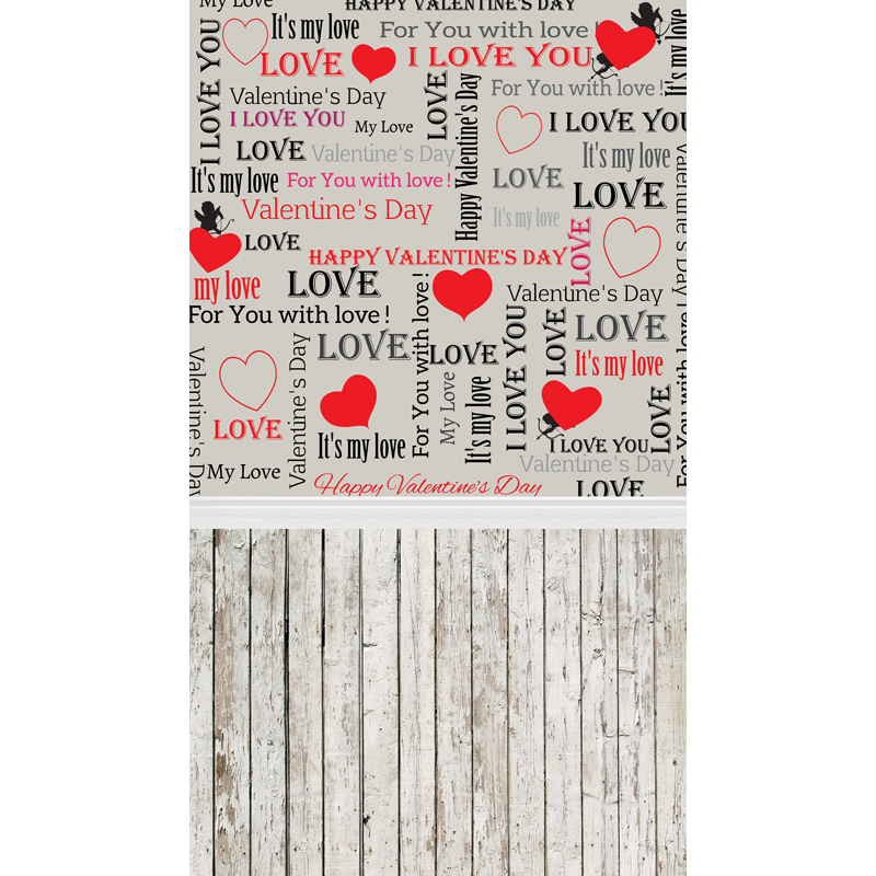 Valentine's Day Vinyl Photography Backdrops Newborns Customized Computer Printed Background Love valentine 5X8ft F-1924 valentine s day vinyl photography backdrops newborns customized computer printed background love valentine f 2050