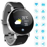 Unisex Luxury Smart Watch Women Reloj Smart Sport Watch Men Round Display Blood Pressure Heart Rate Digital Wristwatch Relogio