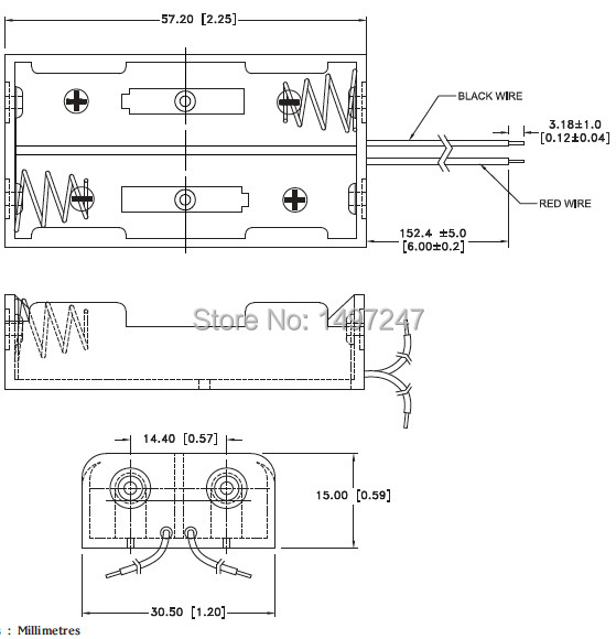 Aliexpress.com : Buy Wholesale 50pcs/lot 2 AA Battery Holder Battery on sony backup camera circuit diagram, 2 position switch diagram, lcd monitor diagram, 2 battery cable, 2 battery system, multi battery isolator diagram, 2 alternator diagram, 2 battery circuit, marine battery switch diagram, batteries in series diagram, battery isolator circuit diagram, boat battery connections diagram, guest battery switch diagram, 3 position toggle switch diagram,