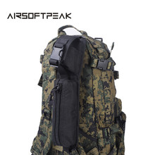 AIRSOFTPEAK 	Tactical Molle Sundries Accessory Pouch Backpack Shoulder Strap Bag Rucksack Belt EDC Tools Pouches