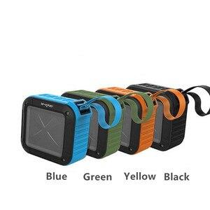 Image 2 - W King Portable Bluetooth Speaker S7 Waterproof Wireless Music Subwoofe Radio Box Anti Drop Outdoor Bicycle TF Card Loudspeakers