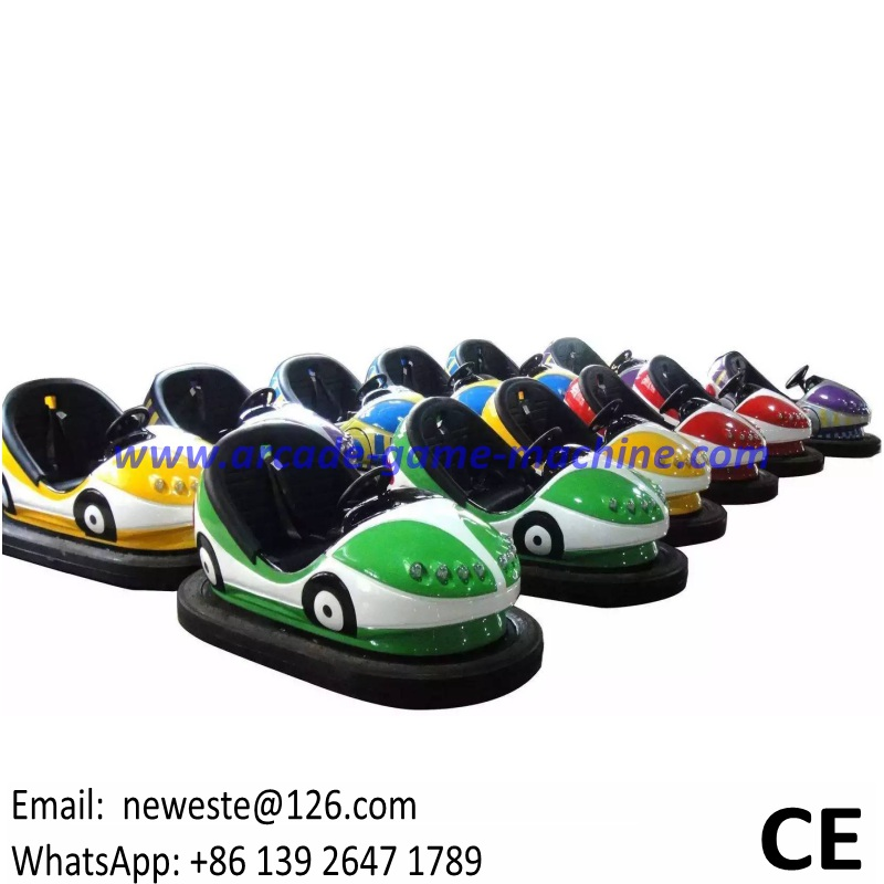 China Guangzhou Amusement Device Park Equipment Teenagers Adults Ground Floor Collision Bumper Cars