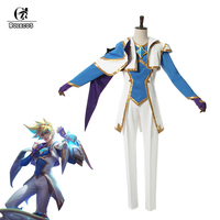 ROLECOS Brand New Game LOL Cospaly Costumes Star Guardian 2017 The Prodigal Explorer Ezreal Cosplay Costume
