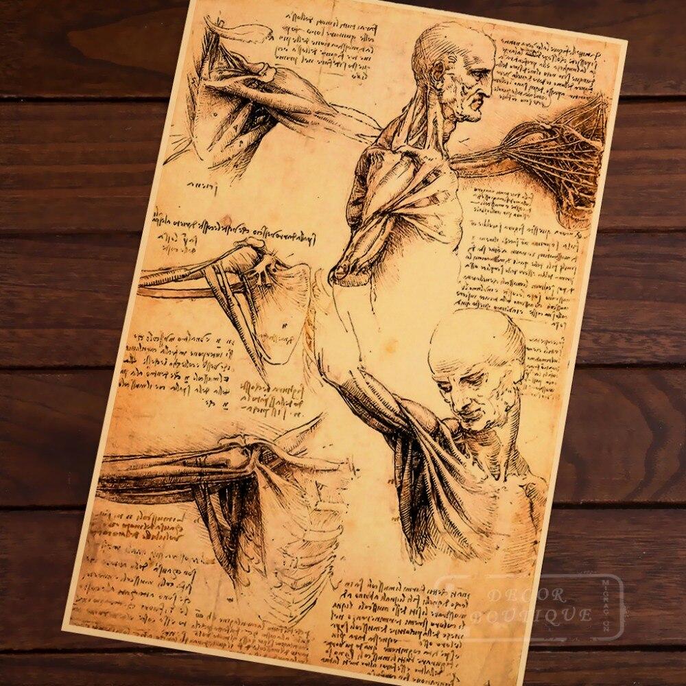 Religiöse manuskripte Leonardo Da Vinci Malerei Kunst Vintage Retro ...