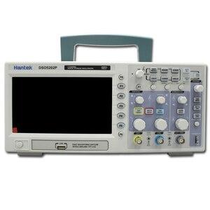Image 3 - Hantek DSO5202P הדיגיטלי אוסצילוסקופ 200MHz רוחב פס 2 ערוצים מחשב USB LCD נייד Osciloscopio Portatil חשמלי כלים
