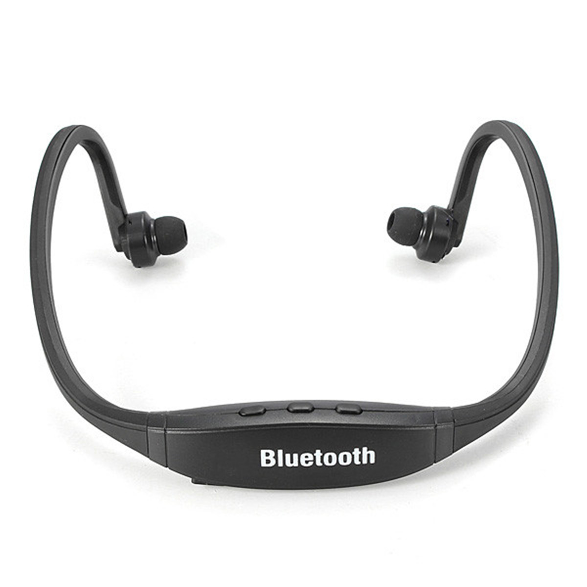 New Sport Bluetooth 4.0 Headset Wireless Earphone In-Ear Neckband Headphones For Running Smartphone For Samsung Mobile Phone finefun new bee bluetooth headphones bluetooth headset wireless headphones earphone for ios android phone smartphone table pc