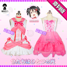 6f515d3a28b547 2017 Halloween Costume pour Femmes Love Live! tous les Membres Film  Bokutachi wa Hitotsu no Hikari Uniformes robe Cosplay .