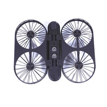 High Quaality Self-timer Drone 4 axes remote control Aircraft Aerial Photograph GPS Tracking Positioning Video High-end RC plane
