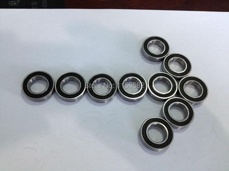 6803-2RS 17*26*5MM 17*26*5 MM Bicycle Bike Shft Hub Metric Motor Ball Bearing 6803RS 6803 RS 17X26X5MM 17X26X5 MM 61803-2RS