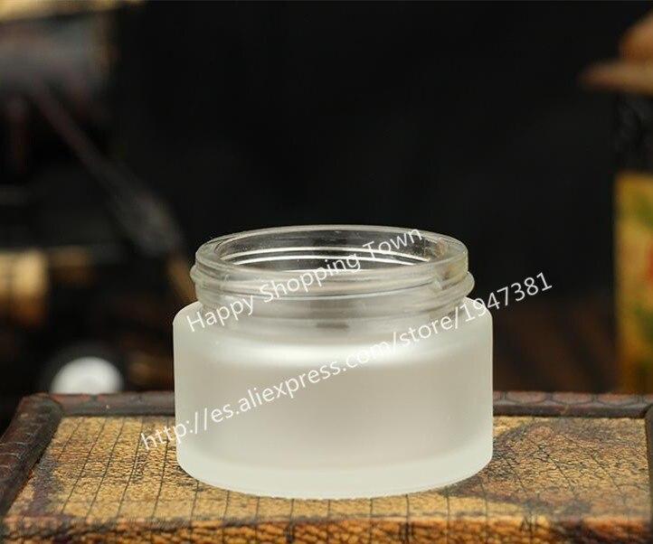 nemokamas pristatymas 30g matinio stiklo indelių, 30ml šalčio - Įrankių odos priežiūros - Nuotrauka 2