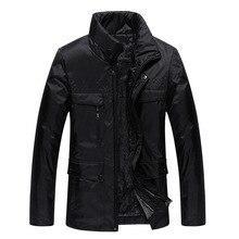 НОВЫЙ 2015 горячая Зима мужская Одежда napapijri Куртки Плюс Размер Хлопок Мужская Куртка Человек Пальто негабаритных случайные люди плюс удобрений