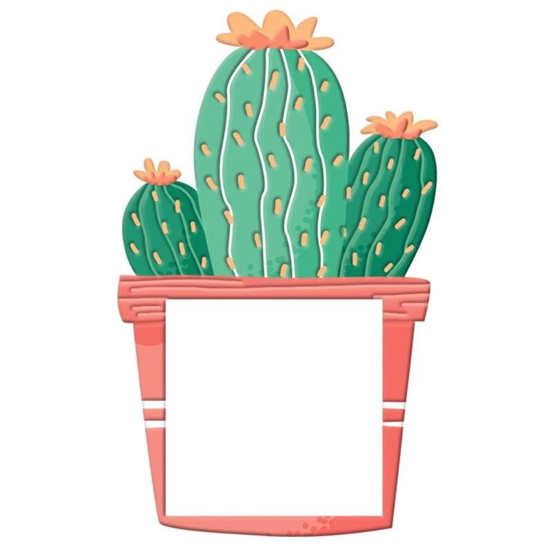 fast shipping Uk seller Cactus Luminous Pvc Wall Switch Sticker