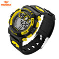 HOSKA Unisex Sports Military Watch LED Digital Fashion Casual Watches Dive Swim Outdoor Wristwatches For Women Children H002