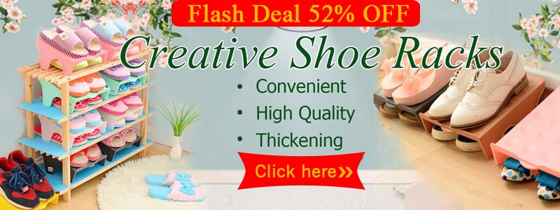 Shoes Rack 52%
