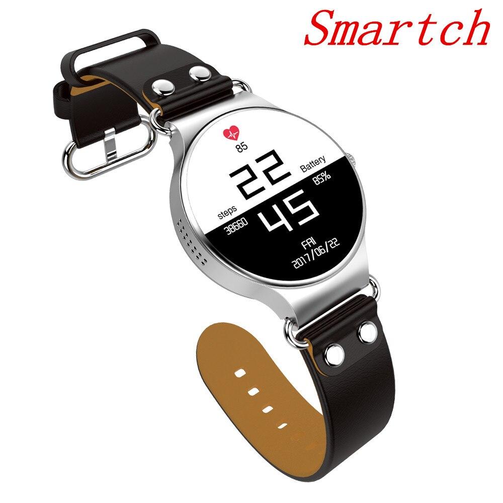 Smartch Android iOS montre connectée KW98 Avec WIFI téléphone gps Montre montres Femmes Haute Technologie Smartwatch pour Xiaomi A1