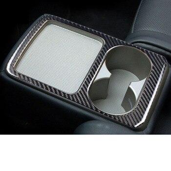 lsrtw2017 carbon fiber car second row armrest panel trims for subaru forester 2008 2009 2010 2011 2012 for subaru forester 2009 2012 car trunk mat element nlc4608b13
