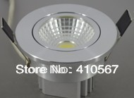 factory direct hot sale Free shipping LED COB Spot light Lamp HighQuality indoor light ceiling light 10w 1100LM 85-265V