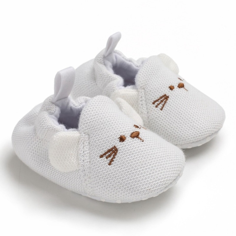 New Baby Shoes First Walkers Infant Baby Girls Boys Pram Crib Shoes Soft Sole Newborn Baby Sneakers Prewalker Islamabad