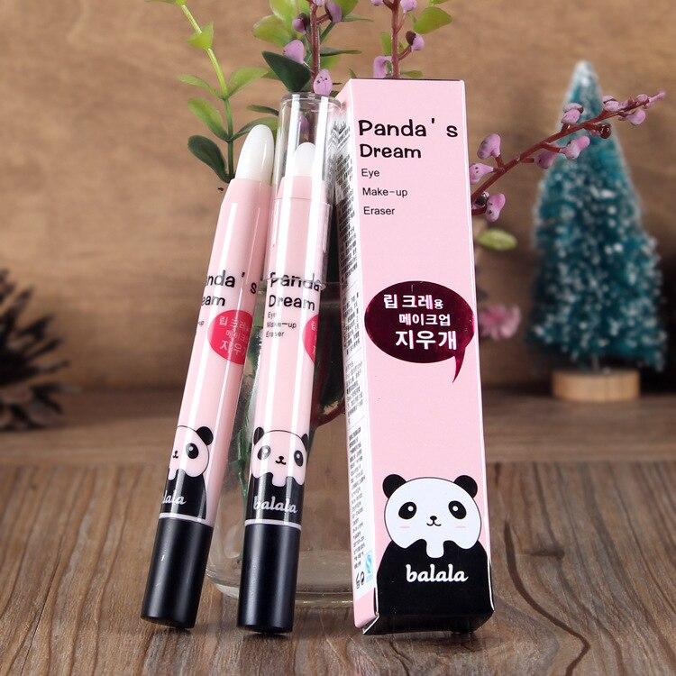 3pcs Lot Makeup Remover Mild Cleansing Pen Magic Eye Lines