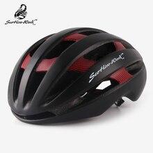 Велосипедный шлем в целом литой EPS PC дорожный mtb горный велосипед шлем безопасности велосипедный шлем hombre оборудование для верховой езды 4 цвета