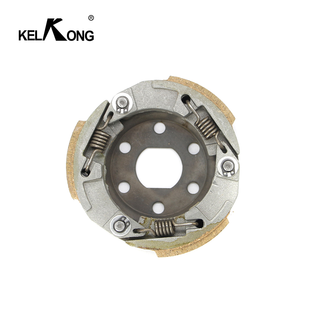 KELKONG 139QMB Motorcycle Block Clutch Scooter ATV GY6 50cc 60cc 80cc Assy Driven Wheel Pulley Lock Scooter Engine Spare Parts