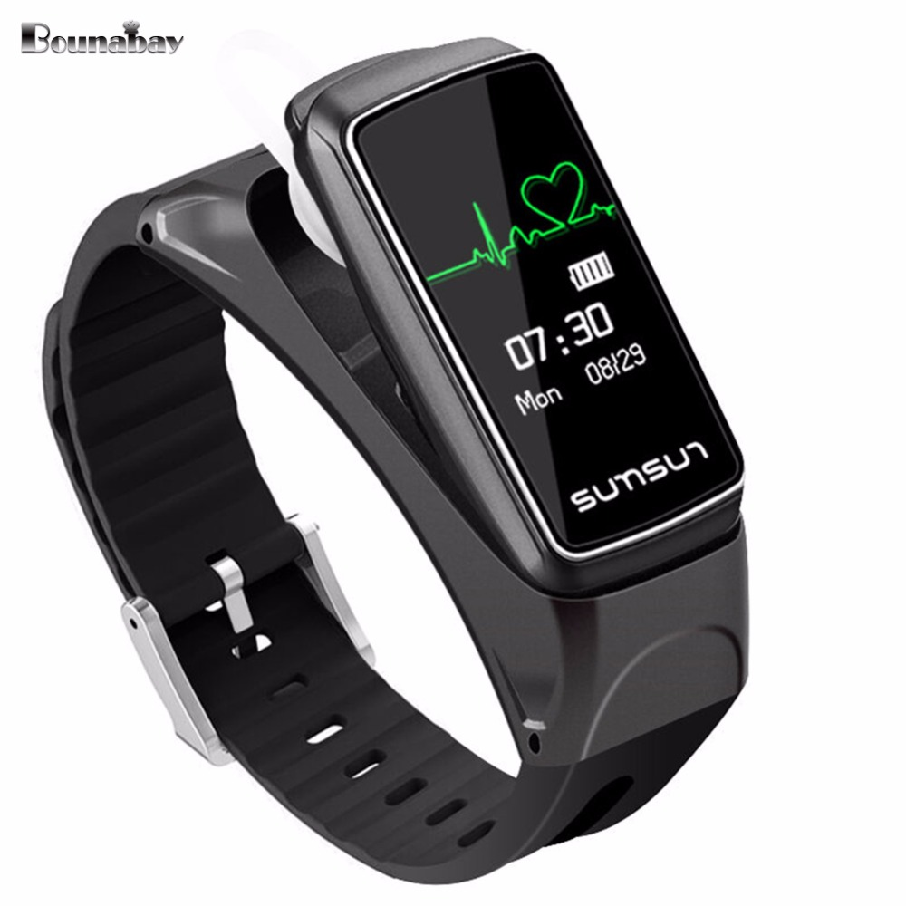 bounabay bluetooth smart woman fitness watch women watches. Black Bedroom Furniture Sets. Home Design Ideas