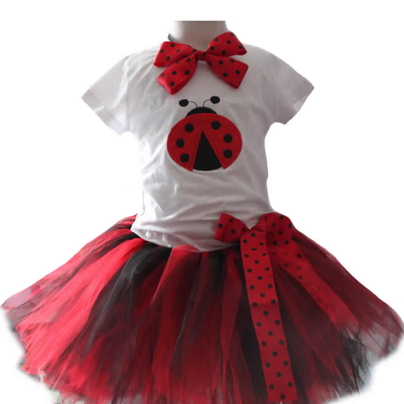 2018 Top quality Cute Flower Girl Dresses Color mixture Bow 2-8Y Draped Two-piece Ball Gown Evening Dress Kids Birthday 4th july patriotic rhinestone star white pettitop top shirt navy blue bow pettiskirt dress set 1 8y mapsa0529