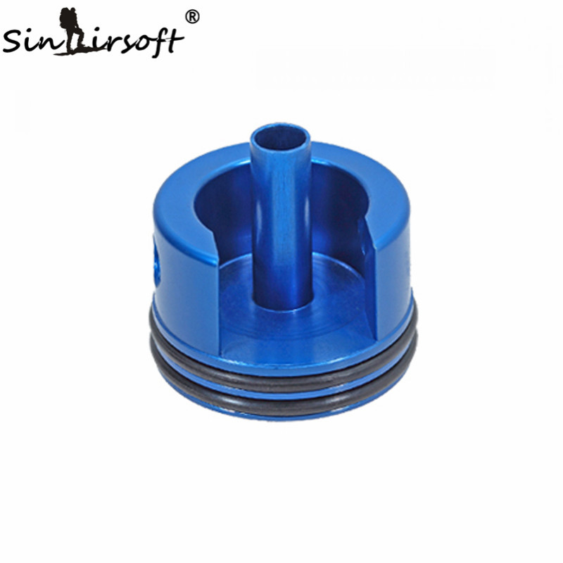 SINAIRSOFT SHS culasse avec O anneau sur le bouton court GT0017 pour V3 Airsoft AEG Gearbox Livraison Gratuite chasse accessoires