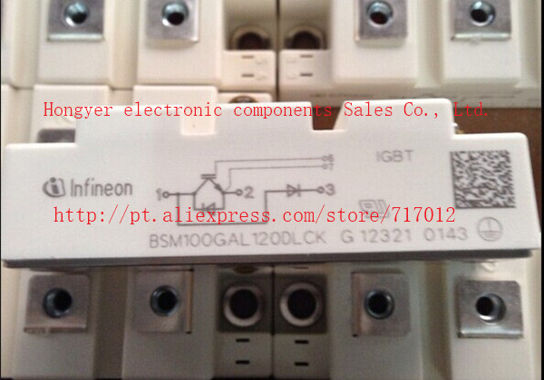 все цены на  Free Shipping BSM100GAL120DLCK No New(Old components,Good quality) IGBT Module:100A-1200V,Can directly buy or contact the seller  онлайн