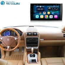 Для Porsche Cayenne 2004~ 2010 автомобильный Android медиаплеер система авторадио радио стерео gps навигация Мультимедиа Аудио Видео