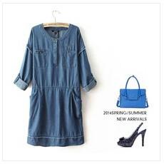 denim dress 2