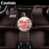 Ustom Car Floor Mats For Honda Accord Civic CRV City HRV CR Z Vezel Crosstour Element