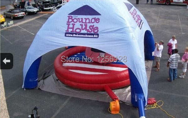 7m Diameter 4 Legs Advertising Inflatable Structure Tent with Logo making
