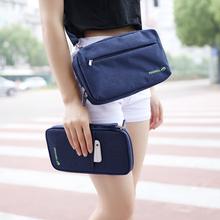 Drop shipping ! DINIWELL Water Resistant Nylon Travel Messenger Bag Unisex Shoulder Crossbody Bag Handbag Wallet Purse Holder