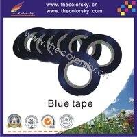 (ACC-33) afdichten blauwe tape voor inkt inkjet cartridge voor hp voor canon voor lexmark voor dell voor samsung voor kodak 100 m * 13mm