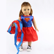Free shipping hot 2014 new style Popular 18 American girl doll clothes dress W06