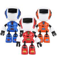 RC Toy Robot Kit Touch Electronic Dance Intelligent Robot Toy With Music Light High Quality Speaker