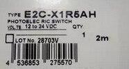 ENVÍO LIBRE Amplificador E2C-X1R5AH separación sensor de proximidad