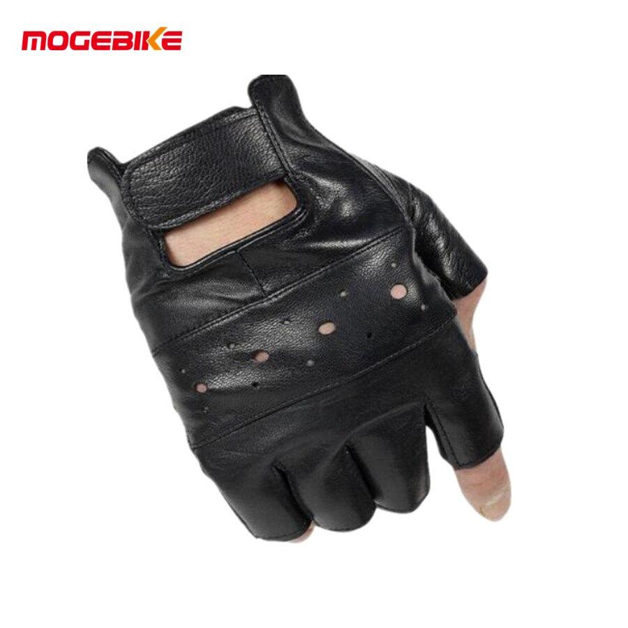 Outdoor sports Motorrad Handschuhe Pro biker halbe finger Racing motocross motorrad handschuhe größe 9-10 cm männer frauen
