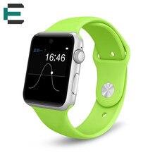 Etop DM09 Bluetooth Smart Uhr HD Screen Unterstützung SIM Karte Smart Tragbare Geräte SmartWatch Für IOS Android pk lf07 gt08 dz09