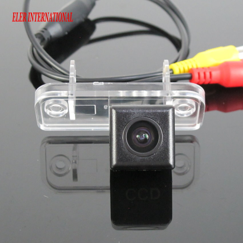 FOR MB Mercedes Benz E Class W211 2002~2008 / Car Parking Camera Rear HD CCD + Brand QANQIDA - WanShiDa store