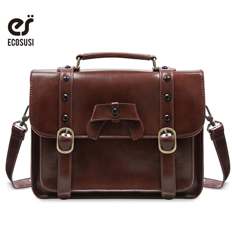 Bag Ecosusi Handbag Shoulder