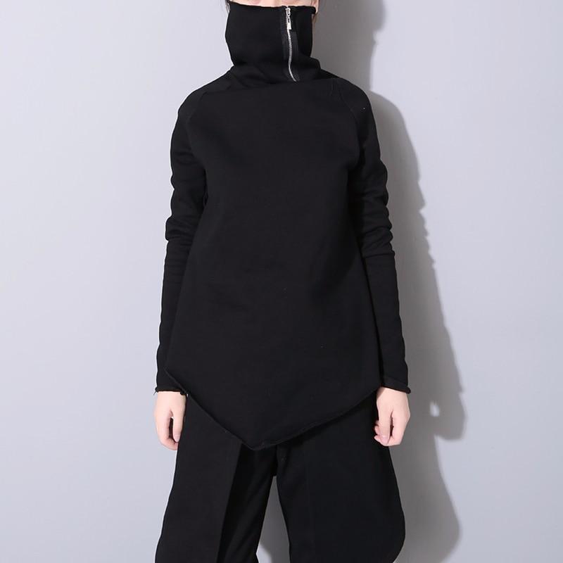 Harajuku Oversize Hoodies Sweatshirt Women 2018 Loose Hoody Mantle Hooded Pullover Outweat Coat Vestidos Sudaderas Mujer